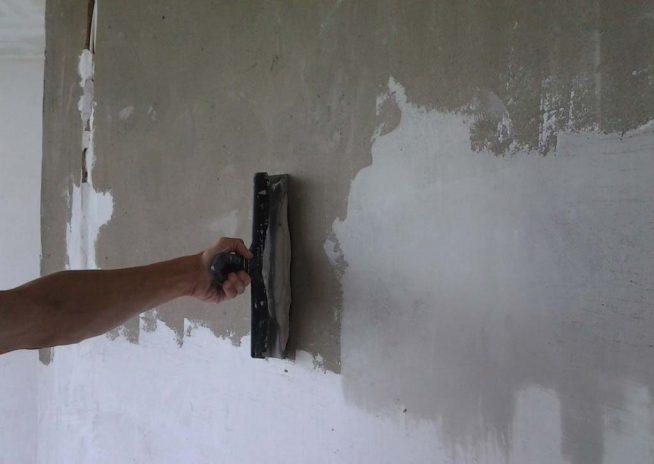 Подготовка стены для монтажа панелей