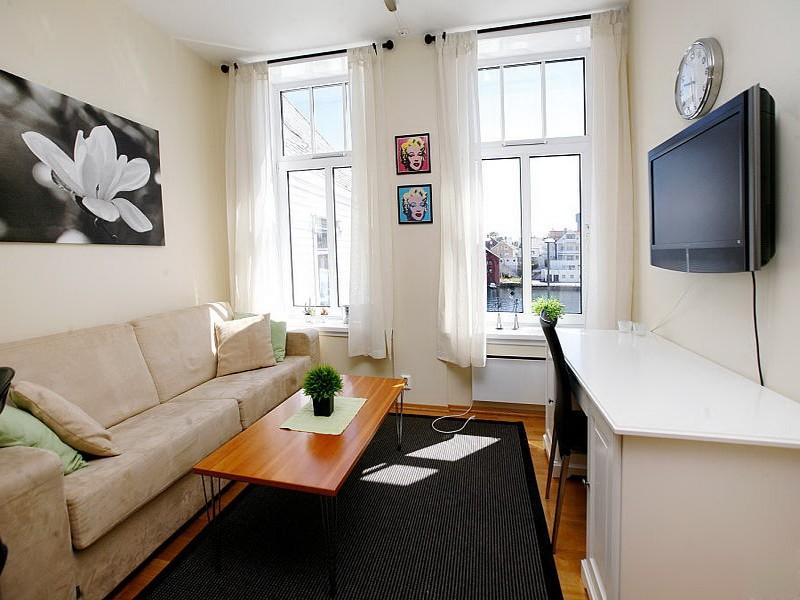 Расширяем визуально пространство маленькой комнаты