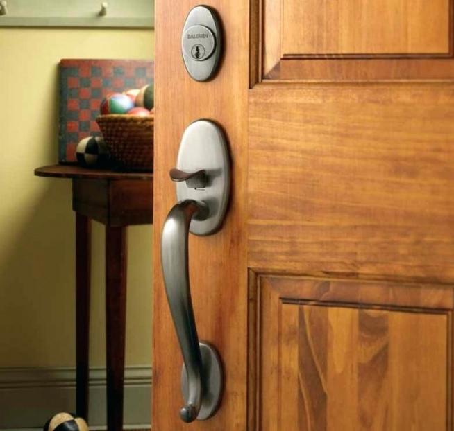 Ручка-скоба для межкомнатной двери