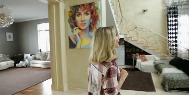 Светлана Лобода показывает дом
