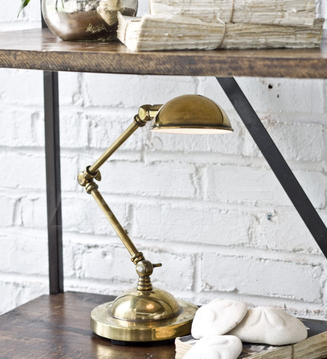 Изящная конструкция лампы на шарнирах
