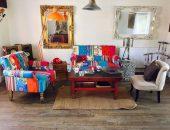 Лоскутное шитьё для мебели