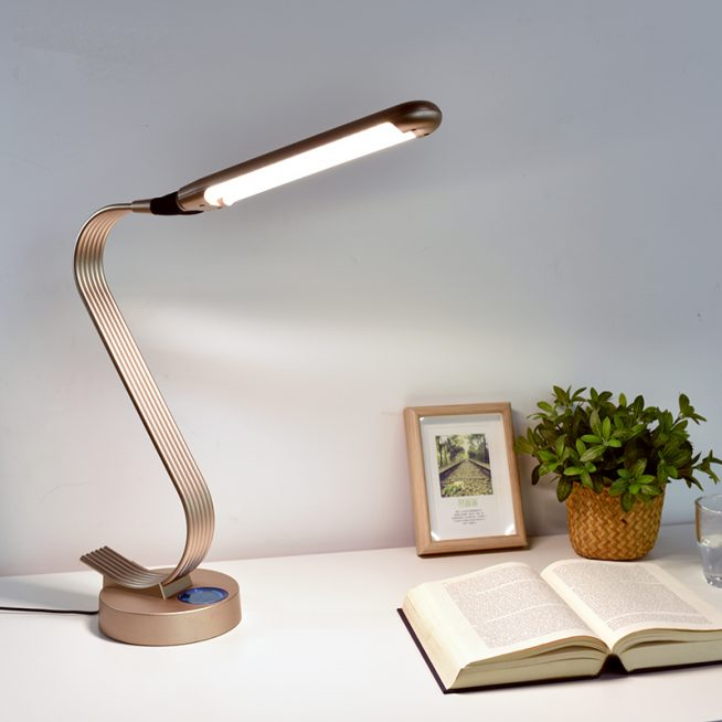 Светодиодная лампа оригинальной конструкции
