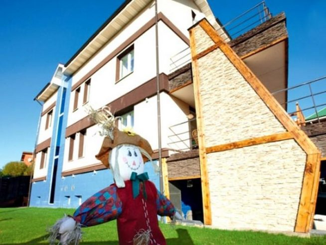 Дом Дмитрия Нагиева