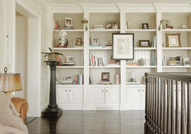 Красивый встроенный шкаф