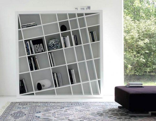 Дизайнерский шкаф необычной конструкции