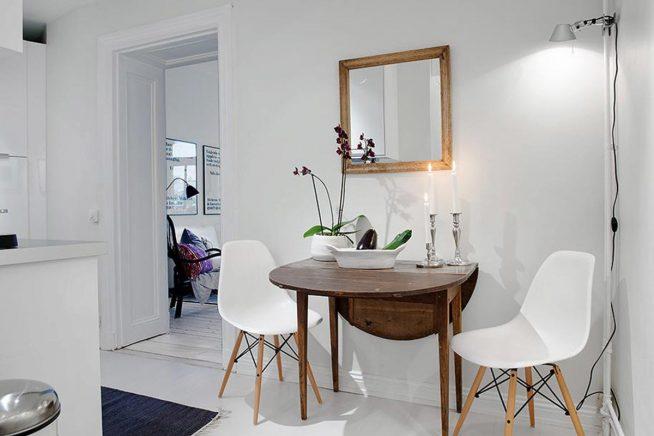Стулья для складного стола на кухне