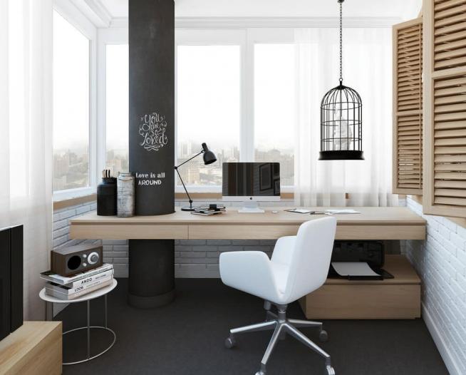 Эффектный стул авторского дизайна