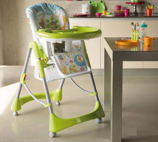 Складной стул для кормления младенца
