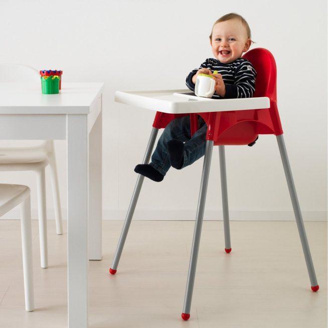 Недорогой и удобный разборный стул для малыша