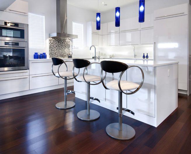 Эргономичные барные стулья авторского дизайна