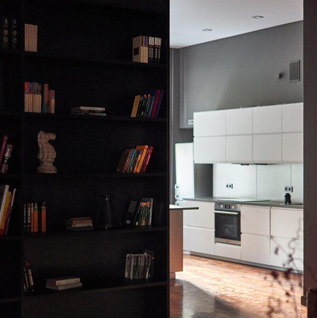 Квартира Дмитрия Шепелева