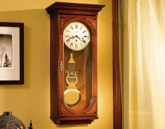 Вариант дизайна настенных часов