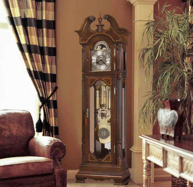 Часы напольные под старину