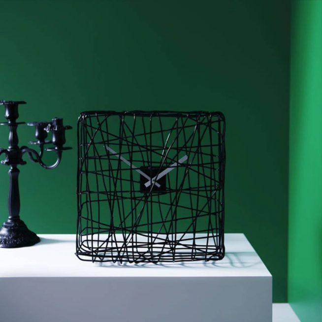 Оригинальные дизайнерские настольные часы