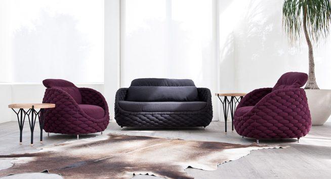 Необычные дизайнерские кресла