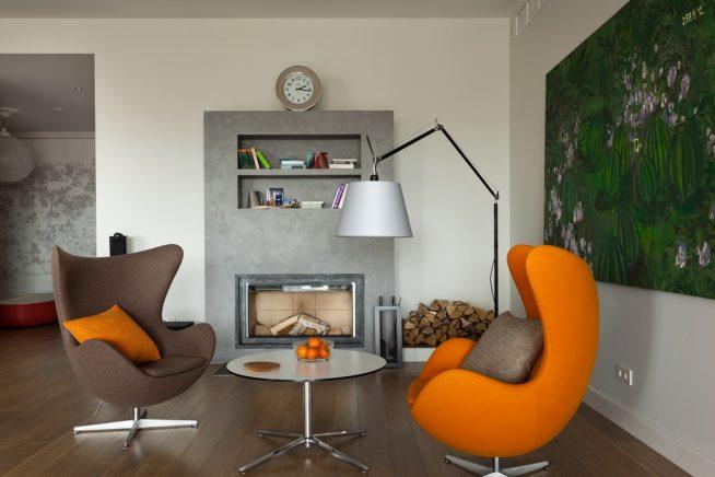 Эффектные дизайнерские кресла