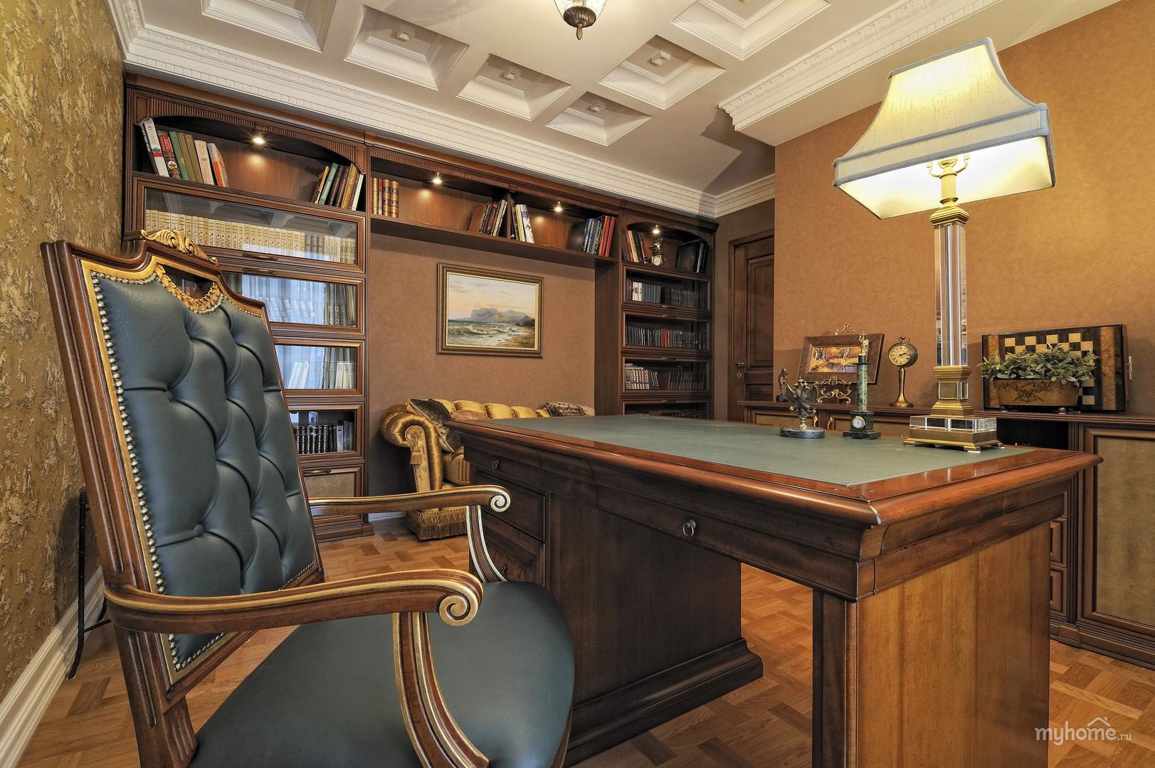 Картинки дизайна кабинета
