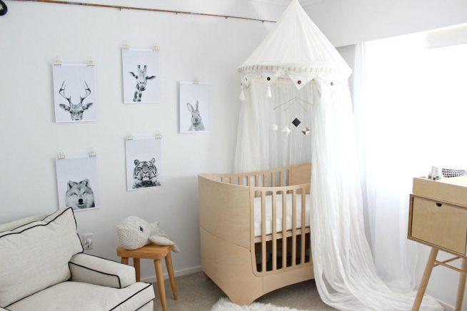 Оформление детской спальни в современном стиле
