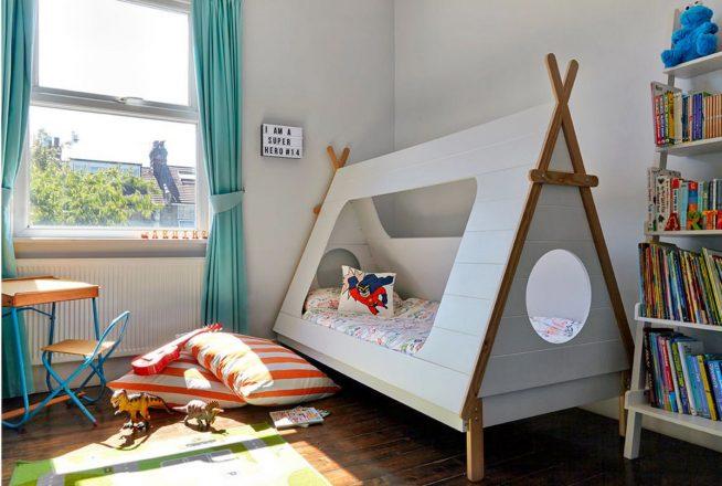 Детская кровать-вигвам