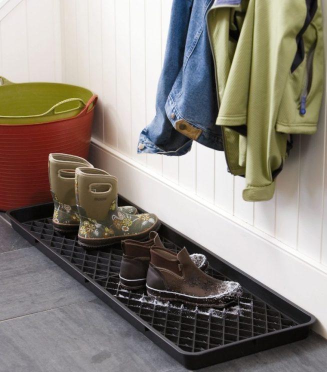 Лоток для грязной обуви