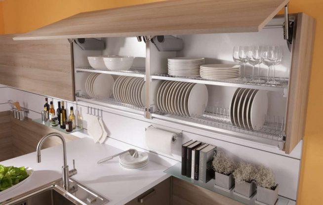 Большая сушилка для посуды