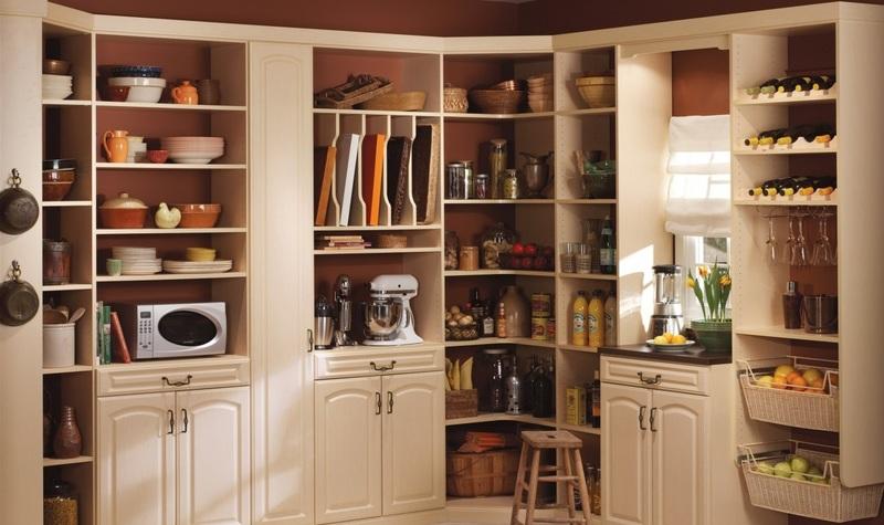 Каждой вещи найдётся место: делаем кухню удобной