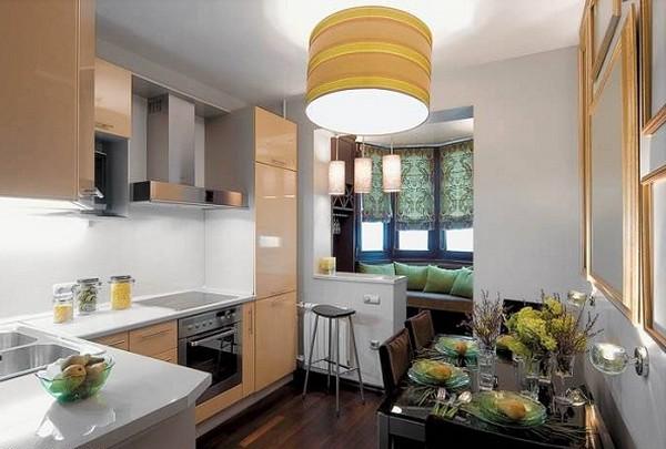 Дизайн однокомнатной квартиры 38 кв м