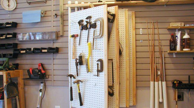 Органайзер-книжка для инструментов
