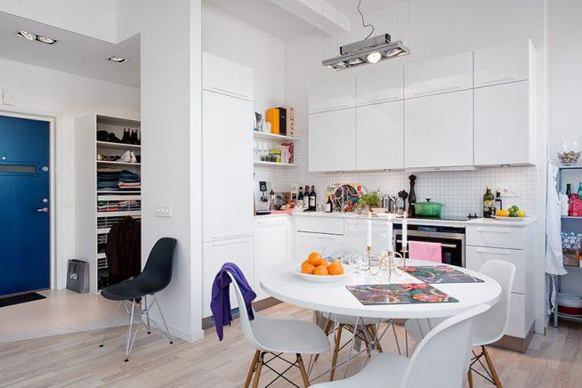 Функциональный шкаф и встроенная кухня