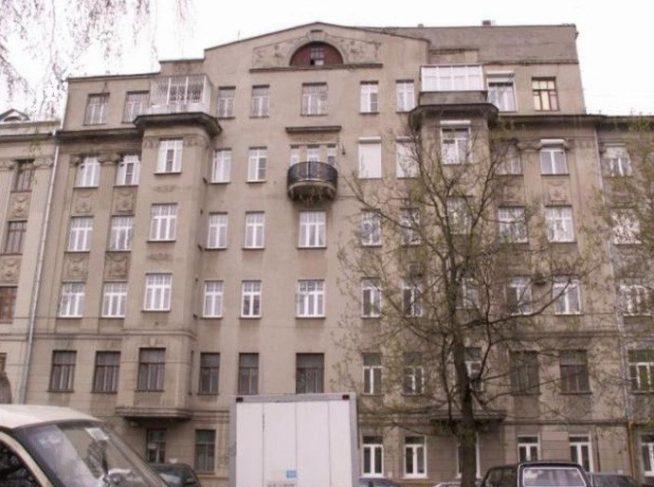 Дом с квартирой Валерия Леонтьева