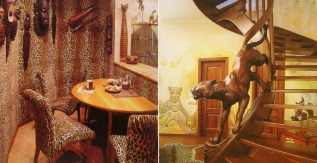 Квартира Валерия Леонтьева