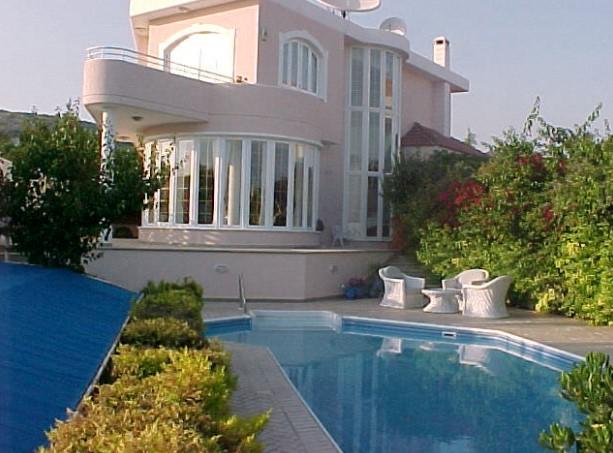Дом Валерия Леонтьева