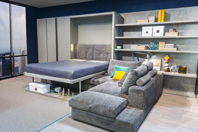 Мебель-трансформер с диваном