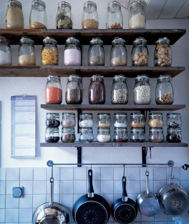 Хранение специй на кухне