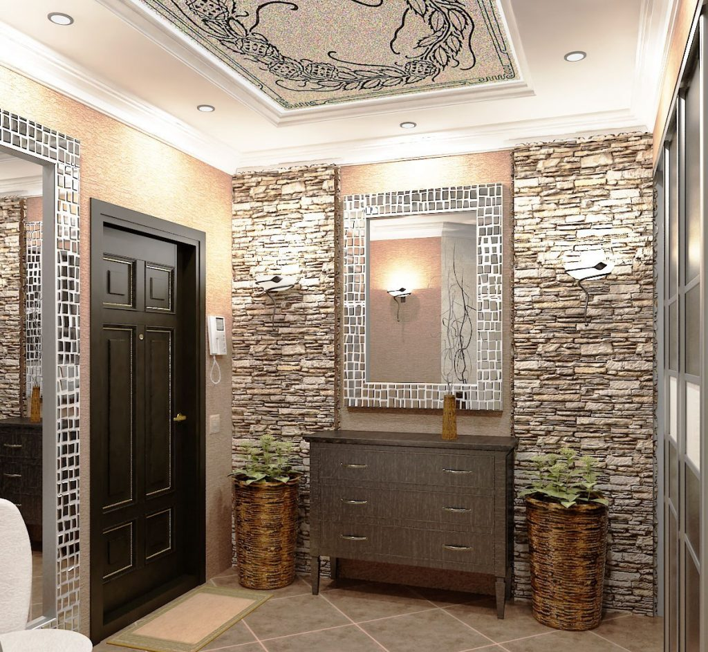 всегда дизайн коридора из искусственного камня фото планируете устраивать гостиной