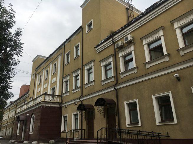 Дом с квартирой Алисы Фрейндлих