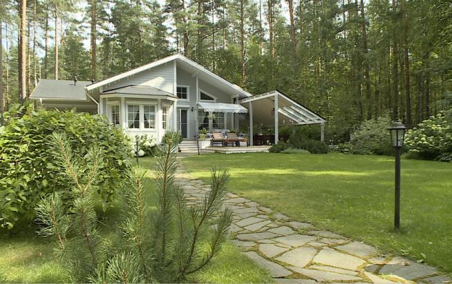Загородный дом Алисы Фрейндлих