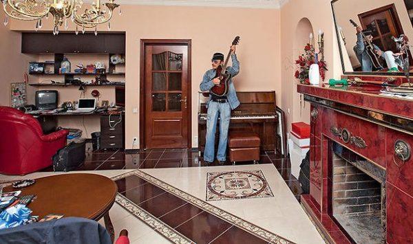 Квартира Михаила Боярского