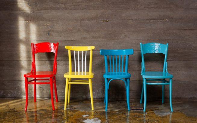 Обновленные стулья