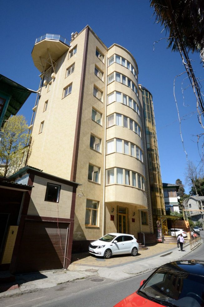 Дом с квартирой Юрия Шатунова