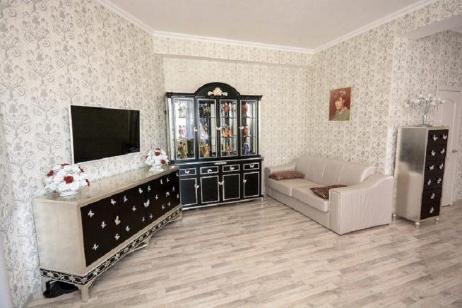 Гостиная в квартире Юрия Шатунова