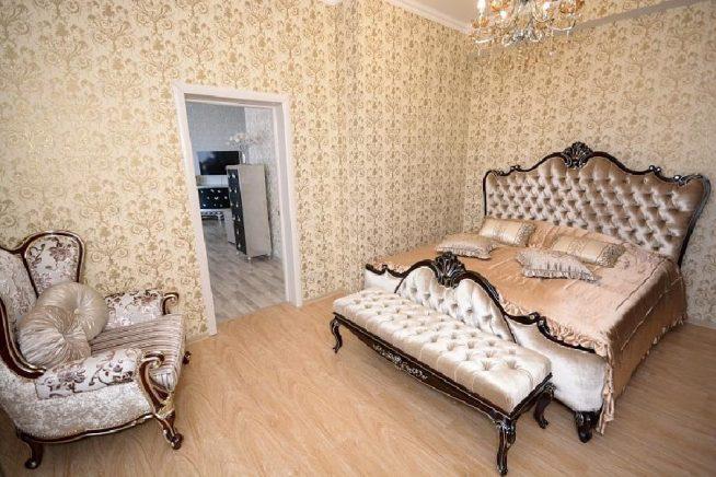 Квартира Юрия Шатунова
