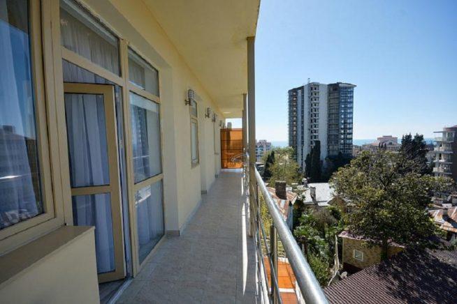 Вид из квартиры Юрия Шатунова