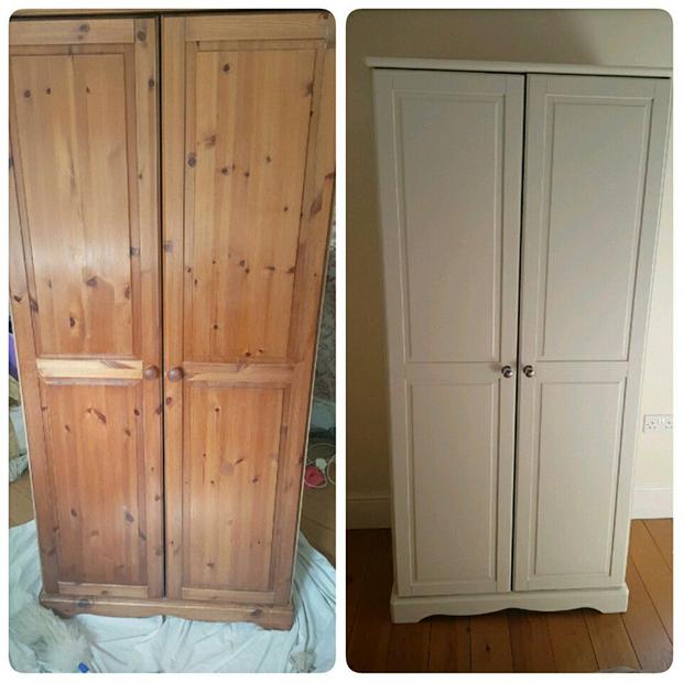 Обновлённый шкаф