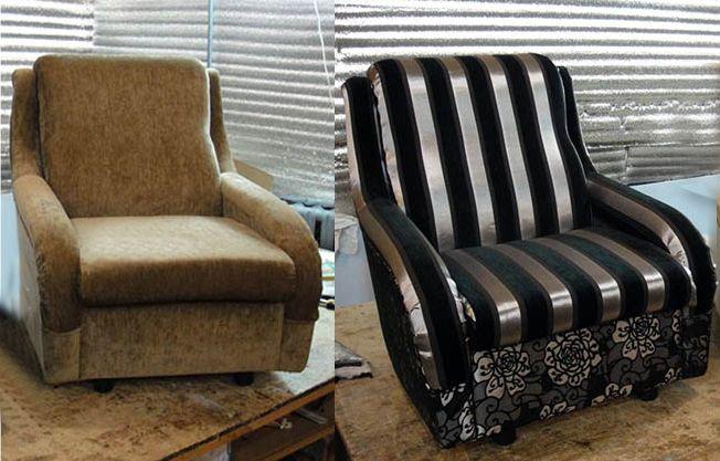 Обновление старой мебели