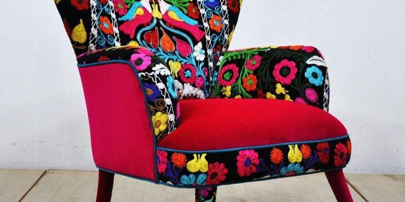 Обновленное кресло