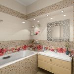Обновление плитки в ванной
