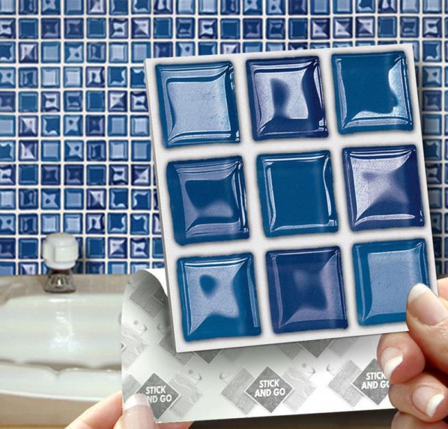 Мозаичная наклейка для плитки