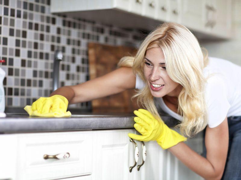 Как поддерживать чистоту на кухне: практически советы от опытных хозяек